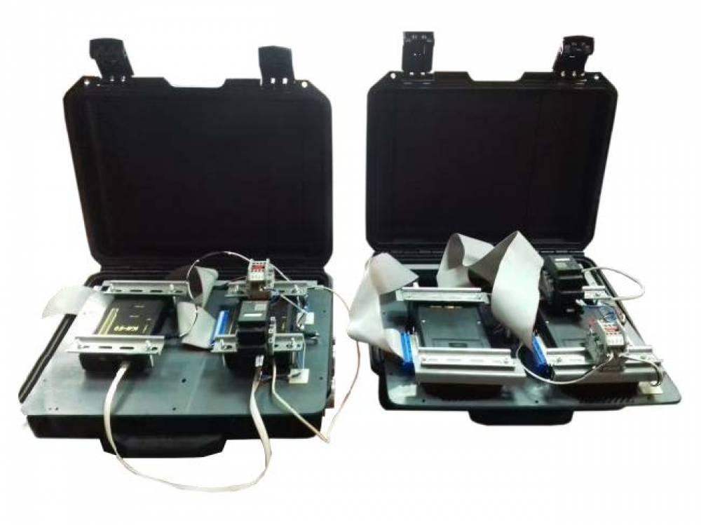 СПЭ-12  Устройство для проверки электромонтажа цепей управления ЭКК (ФУРС. 441461.021)