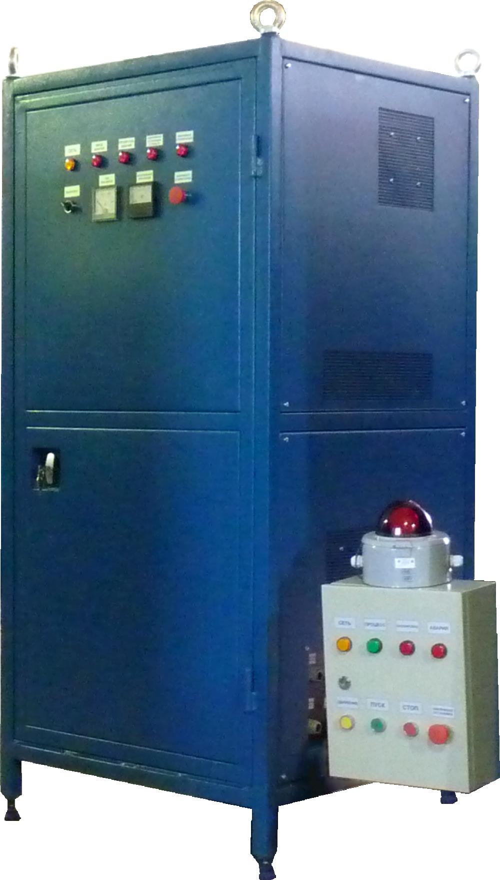 Комплекс ввода-вывода локомотивов под низким напряжением с источником питания бортовой сети  (ФУРС.565311.002-01)