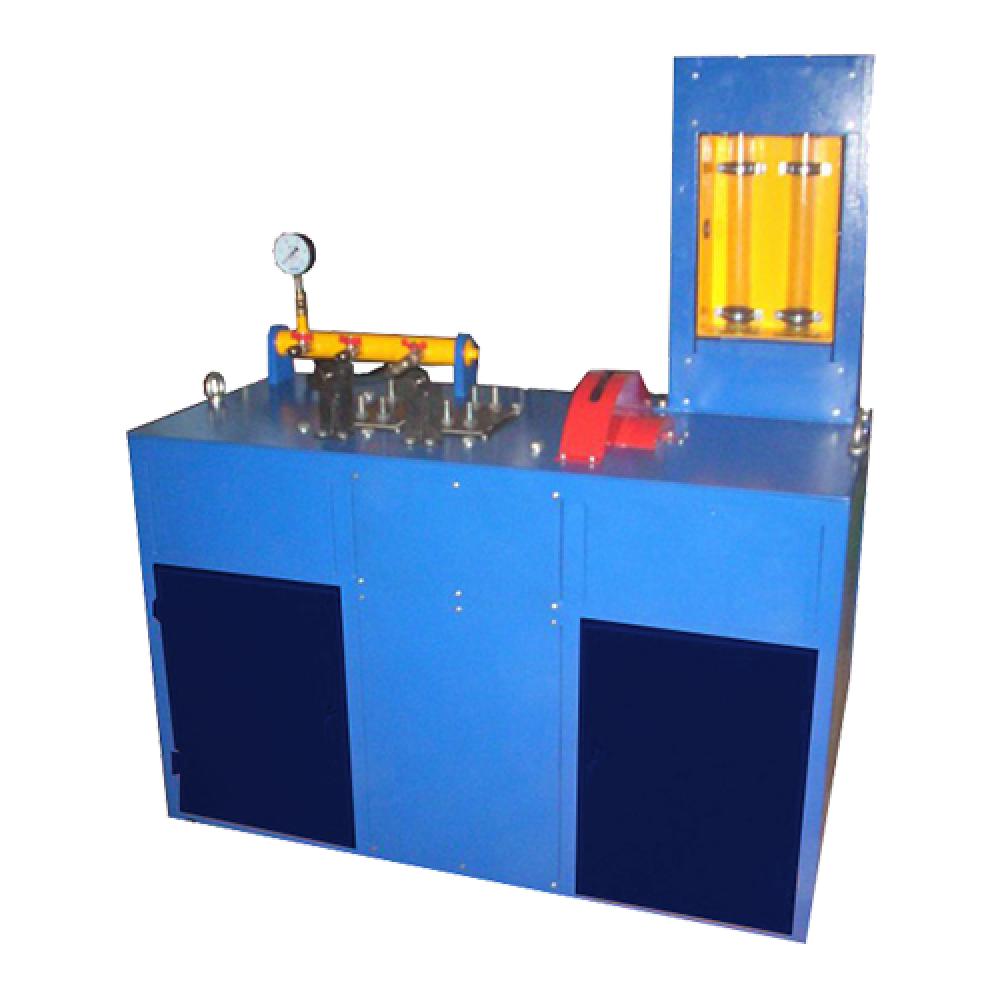 Универсальный стенд для испытания и регулировки топливных насосов высокого давления