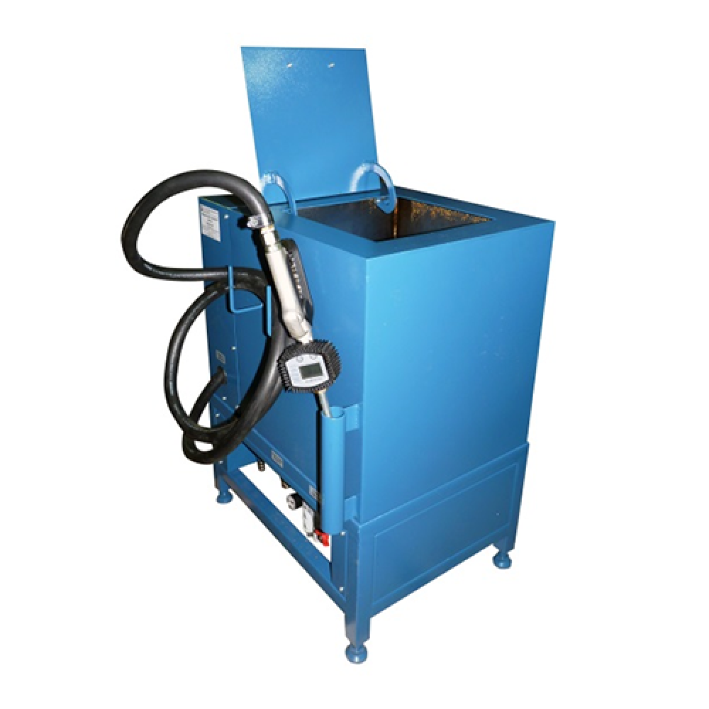 Машина для заправки масла (Дозатор)