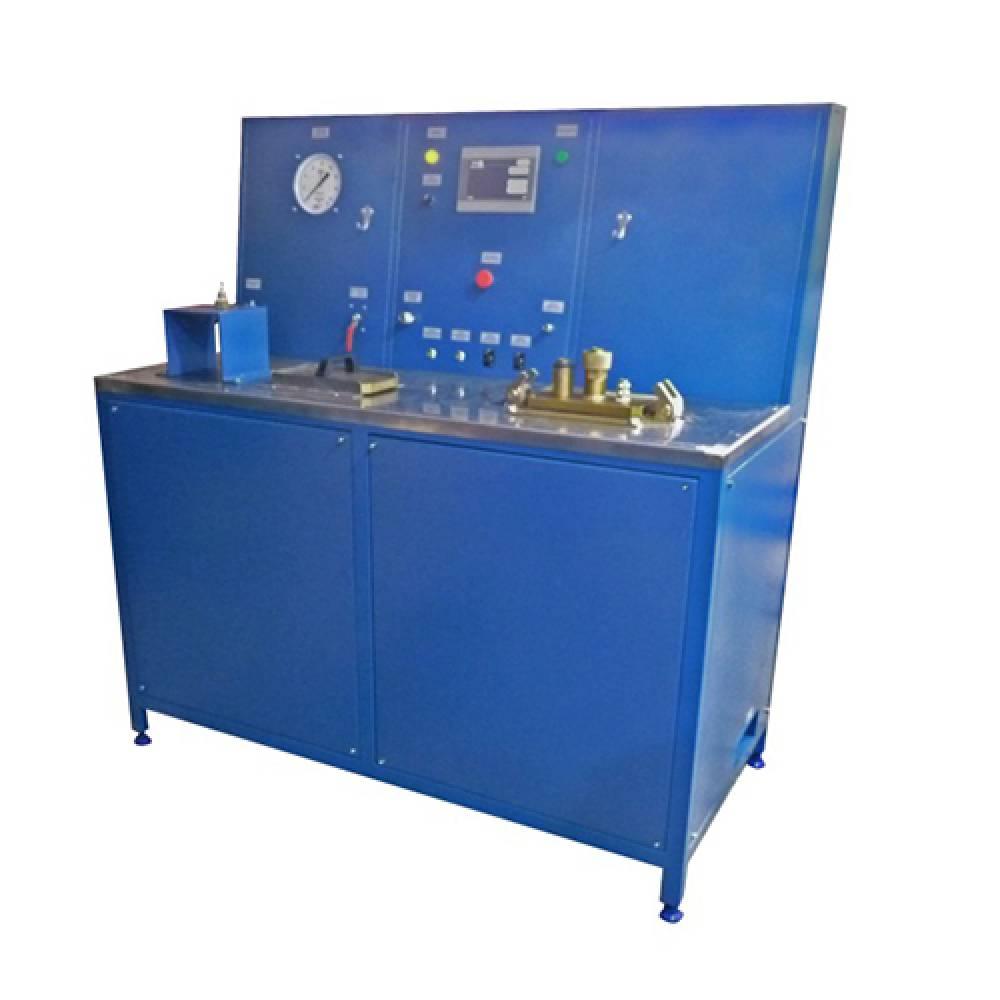 Пост контроля электропневматического  клапана автостопа ЭПК-150, ЭПК-153 (КСК.3-ЭПК-150, ЭПК-153)