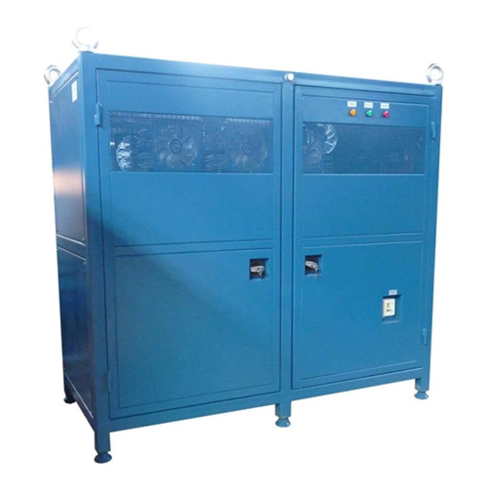Автоматизированная испытательная станция тяговых электродвигателей локомотивов (ИС ТЭД)