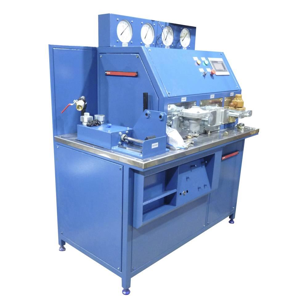 Стенд для проверки крана машиниста усл. N 013 и срывного клапана (СПА-16)