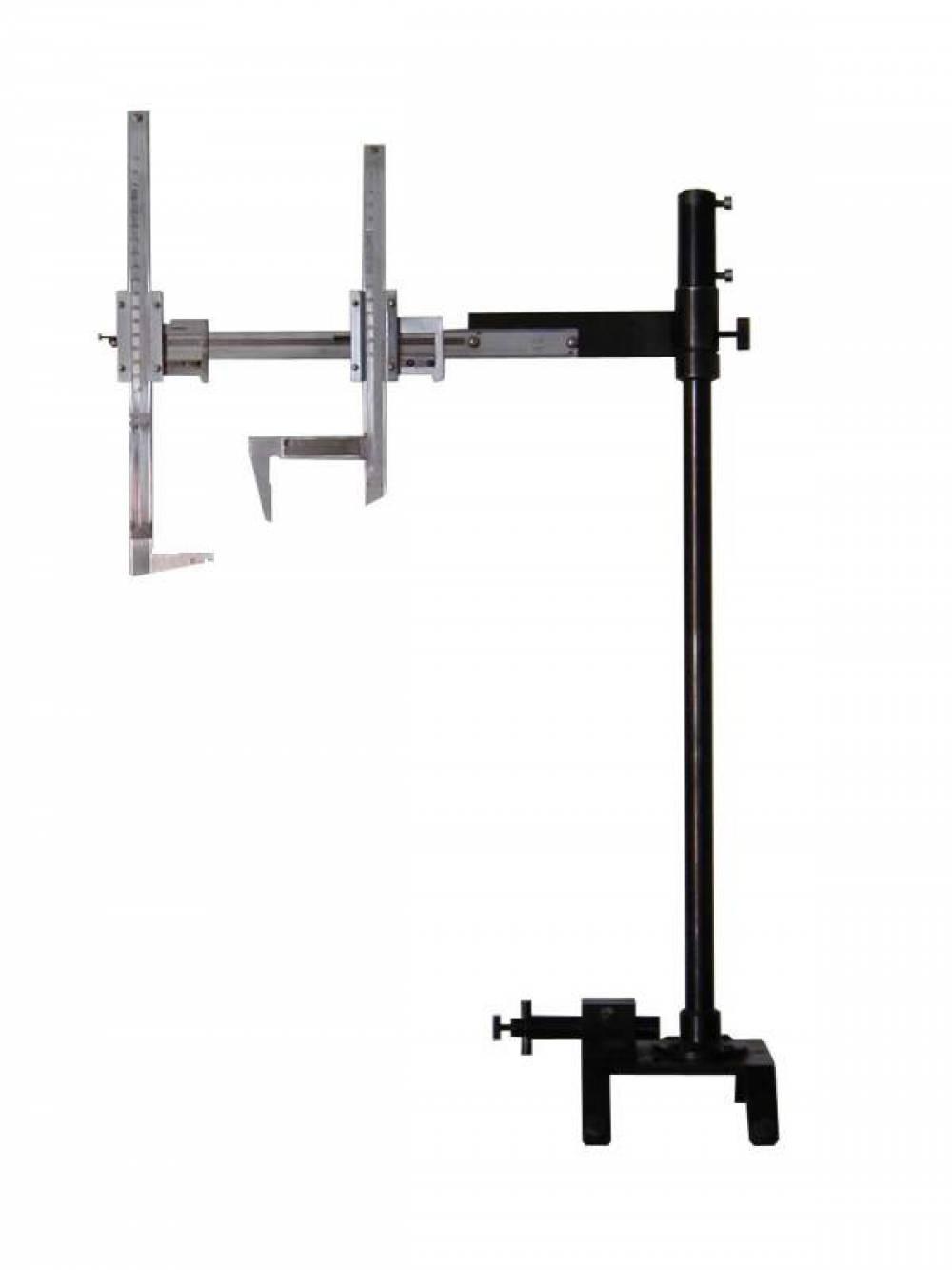 Стойка измерительная универсальные СИУ-Ш-410-530    (относительно шейки оси колесной пары тепловоза)