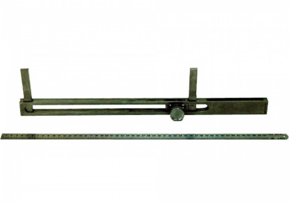 Принадлежности к плоскопараллельным концевым мерам длины ПКМД (струбцина на 160-320 мм с двумя боковиками)