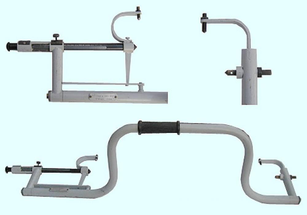 Штангенциркуль специальный по кругу катания ШЦКК-910-1060