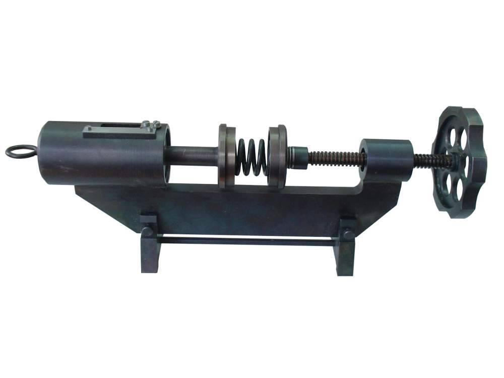 Устройство для контроля пружин форсунок дизелей УКПФ-1300-120 (сила сжатия до 1300 Н, свободная длина пружин до 120 мм)