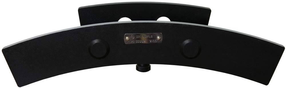 Шаблон контрольный ШК-(размер 950-1260 мм) к скобам контроля диаметра колеса СКДК-Ц и СКДК-ЦБО