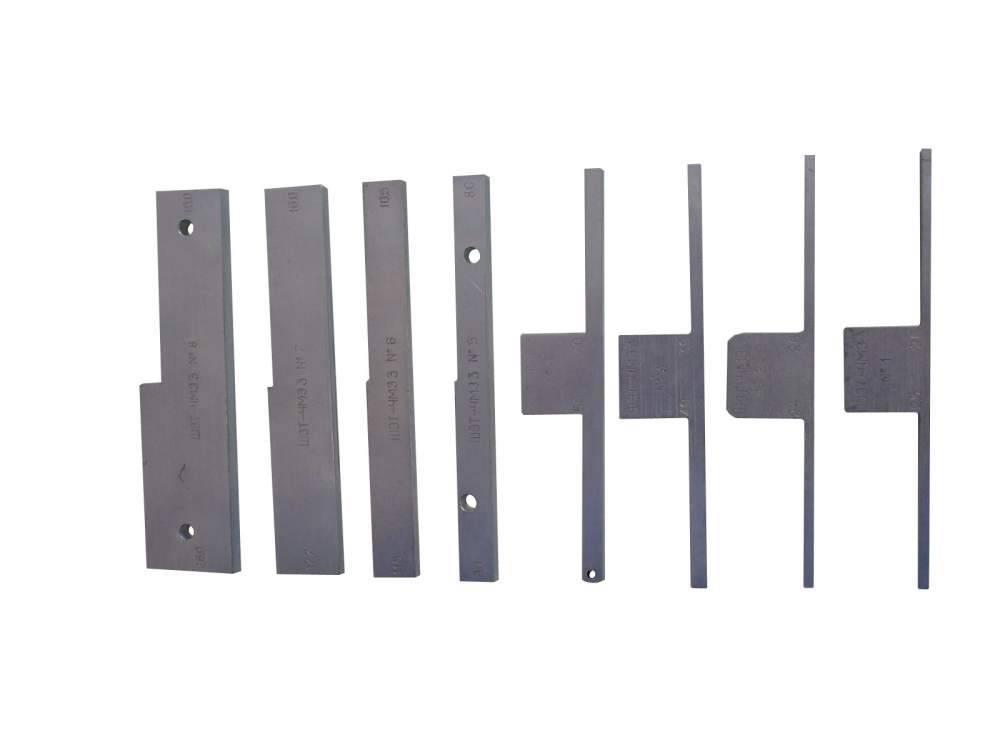 Шаблоны ШЭТ-2,0-26,0 для проверки раствора контактов электрических аппаратов тепловозов ЧМЭ3