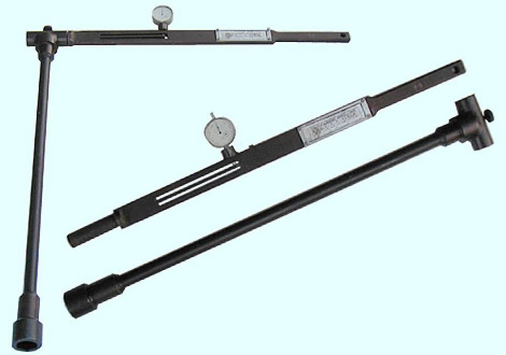 Ключ моментный индикаторный специальный КМИС-Т-600х36, КМИС-Т-600х85