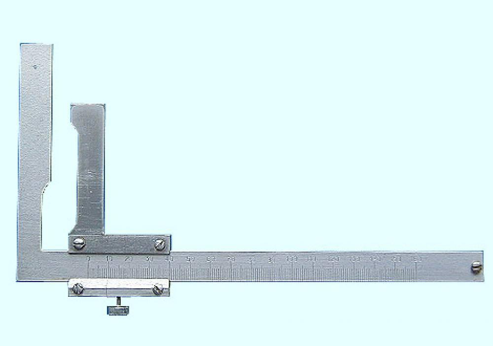 Штангенциркуль специальный И475.01 для контроля ширины бандажа колесной пары