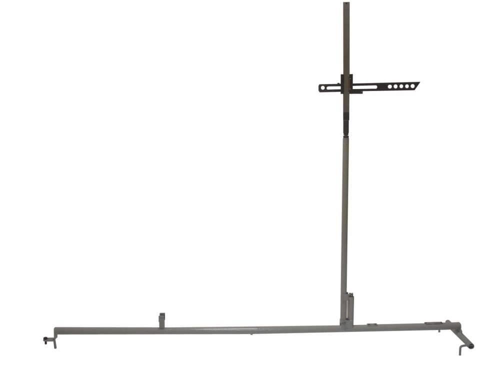 Устройство высоты автосцепки УВА-900-1200 над головками рельс (шаблон высоты автосцепки ШВА-900-1200)