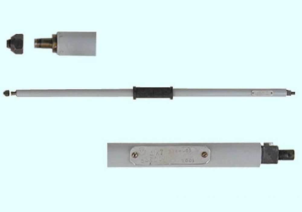 Шаблоны контрольные внутреннего диаметра заготовки бандажей ШКТ-894-903 колесной пары тепловоза