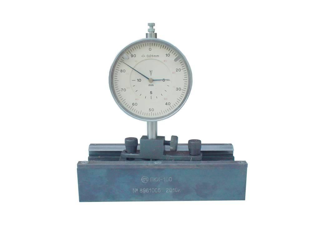 Профилометр коллектора индикаторный ПКИ-100