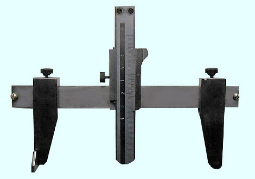 Измеритель посадки шестерни на вал якоря ИПШ-1 (Приспособление для замера посадки шестерни на вал якоря ПЗПШ-1)